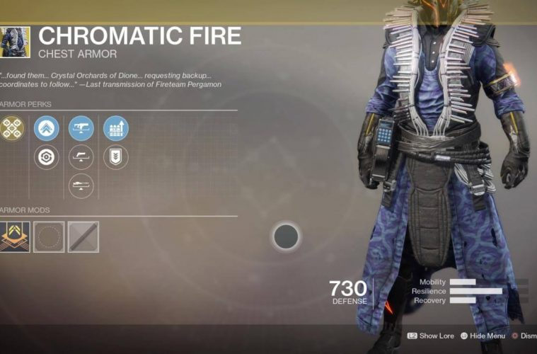 The place Is Xur Immediately? Future 2 Location, Unique Weapon, Armor (August 9-13