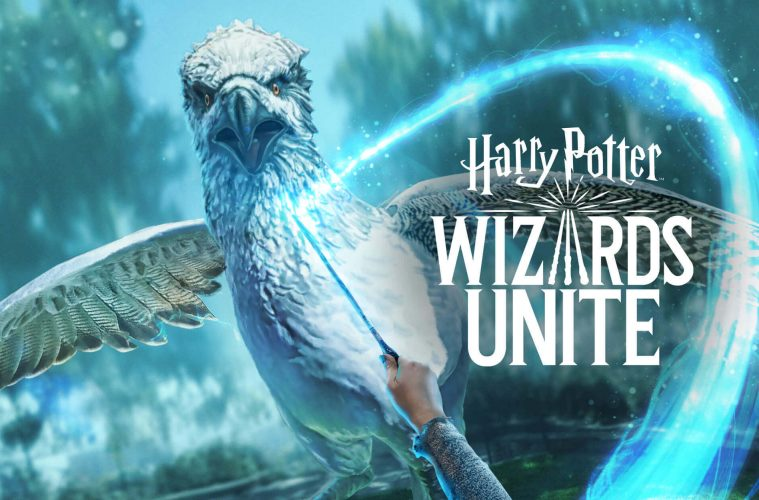 Harry Potter: Wizards Unite – Beta Signal Up (Android)