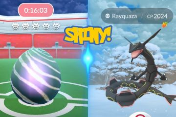 Pokemon Go Rayquaza Information: Shiny Rayquaza And How To Catch
