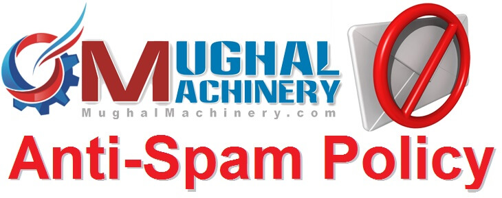 Anti Spam Policy